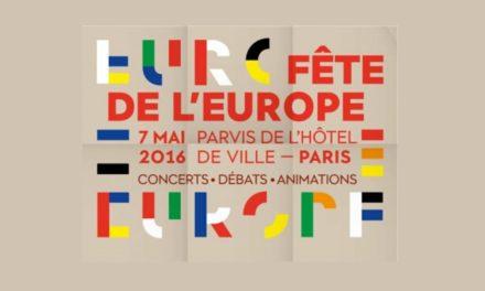 Fete de l'Europe 2016