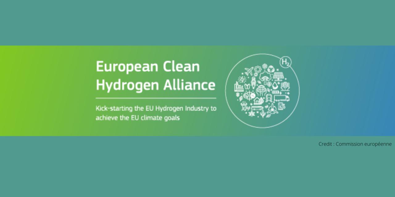 Pour une économie climatiquement neutre : la Commission lance l'Alliance européenne pour l'hydrogène propre