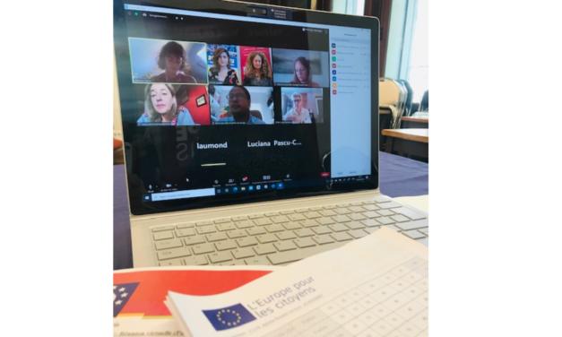 « Happy EU » : Vivre quelque part en Europe