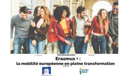 Erasmus + : la mobilité européenne en pleine transformation