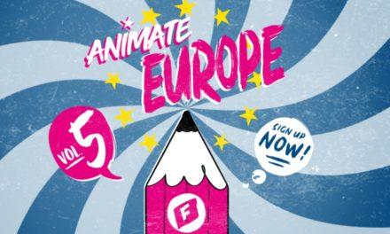 Appel à candidature – A vos crayons avec le concours Animate Europe