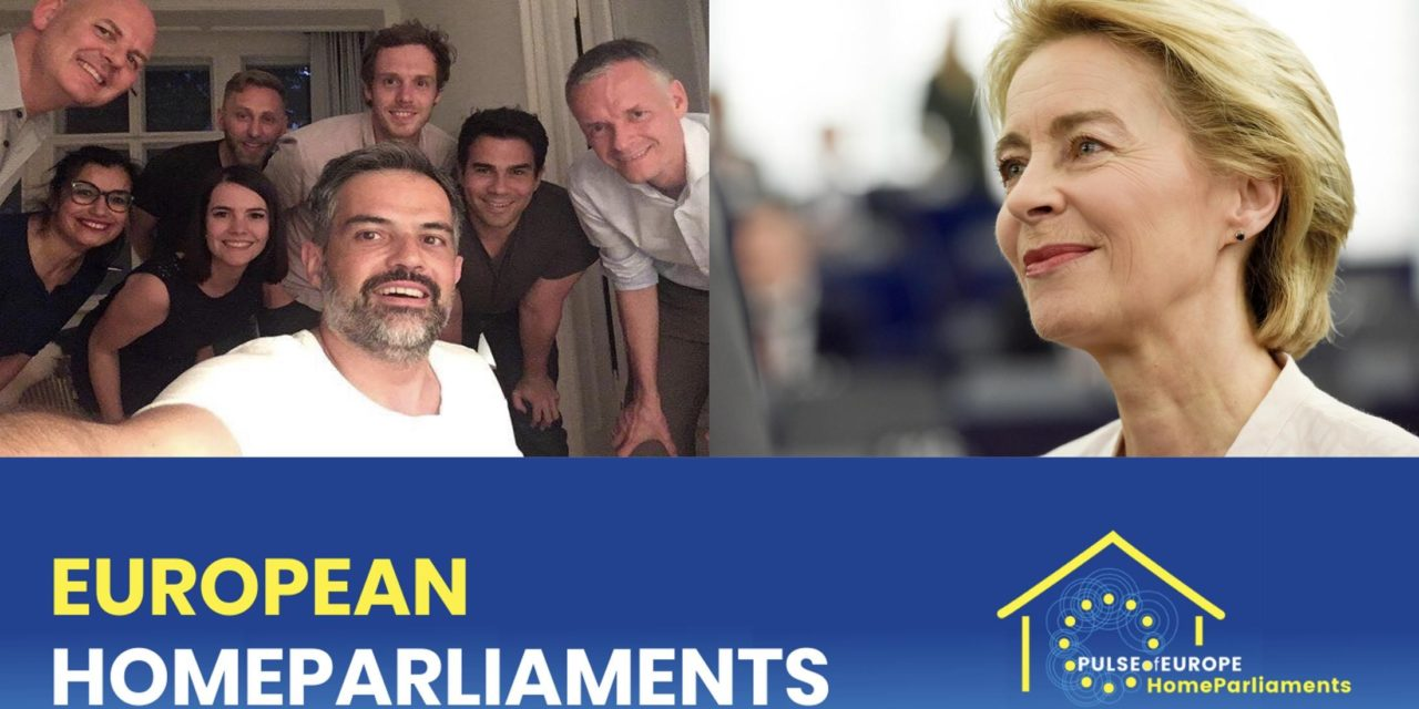 Pulse of Europe – Débats Participatifs Européens