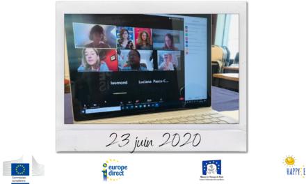 Réunion de présentation 1 : 23 juin 2020