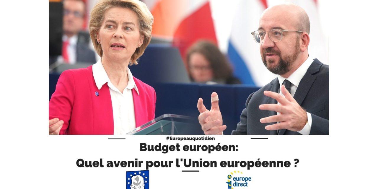 Budget européen : quel avenir pour l'Union européenne ?