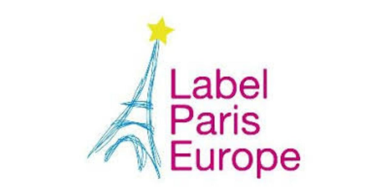 Label  Paris Europe – Paris soutient vos projets européens