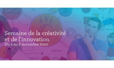 Semaine de la créativité et de l'innovation 2020