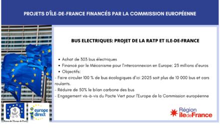 Projet IDF – bus électriques proposés par la RATP et IDF