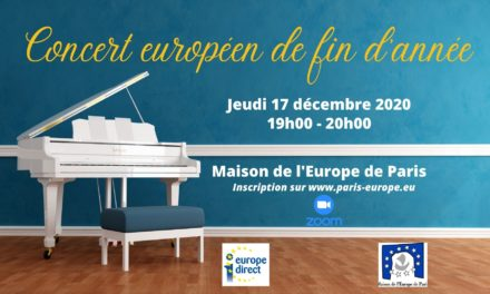 Concert européen de fin d'année