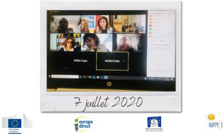Réunion 2 : 07 juillet 2020