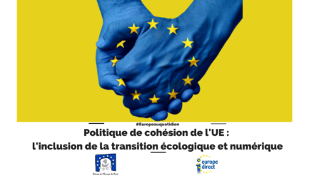 Politique de cohésion de l'UE : l'inclusion de la transition écologique et numérique