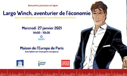 Largo Winch, aventurier de l'économie