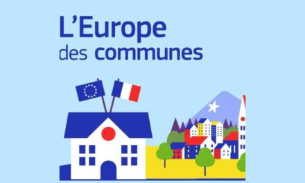 L'Europe des communes – La Représentation de la Commission en France s'engage !