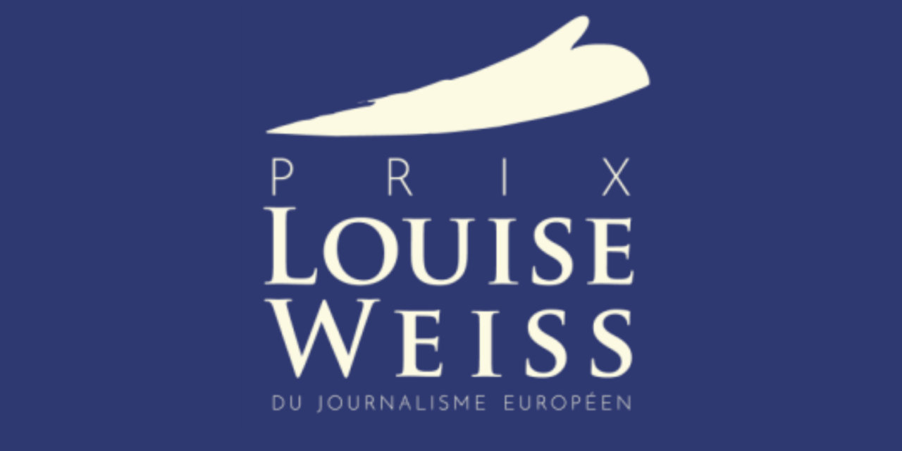 Prix Louise WEISS du journalisme européen – 15ème ÉDITION