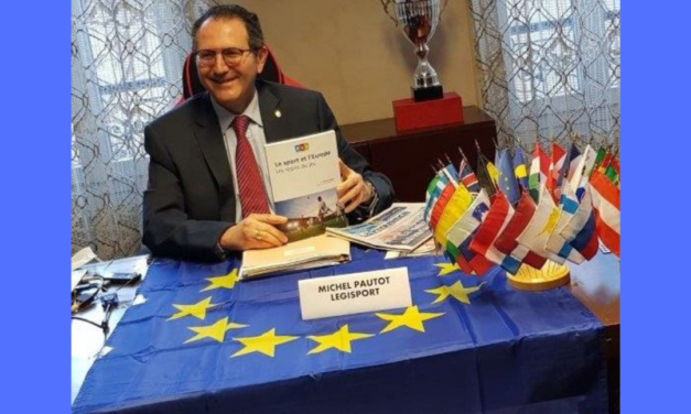 "Bulletin Légisport – Mars/Avril 2021 ""Avec le sport, construisons l'Europe"""