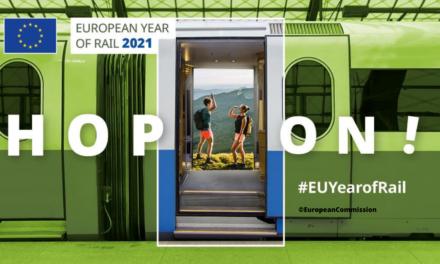 Année européenne du rail 2021 : l'Express pour l'interconnexion en Europe