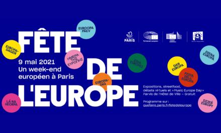 Fête de l'Europe de Paris – un événement hybride