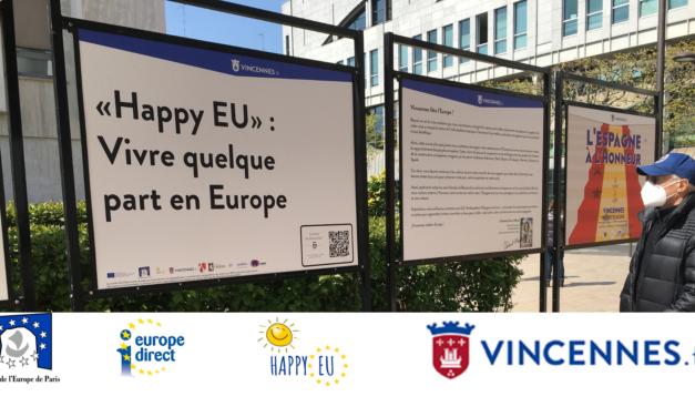 Découvrez l'exposition du projet à Vincennes !