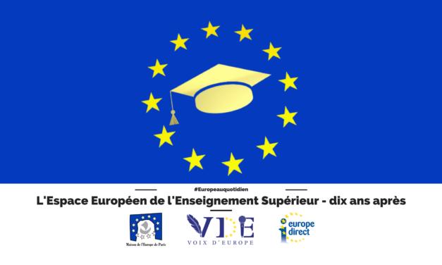 L'Espace Européen de l'Enseignement Supérieur – dix ans après