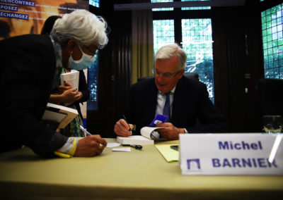 Conférence Michel Barnier 8