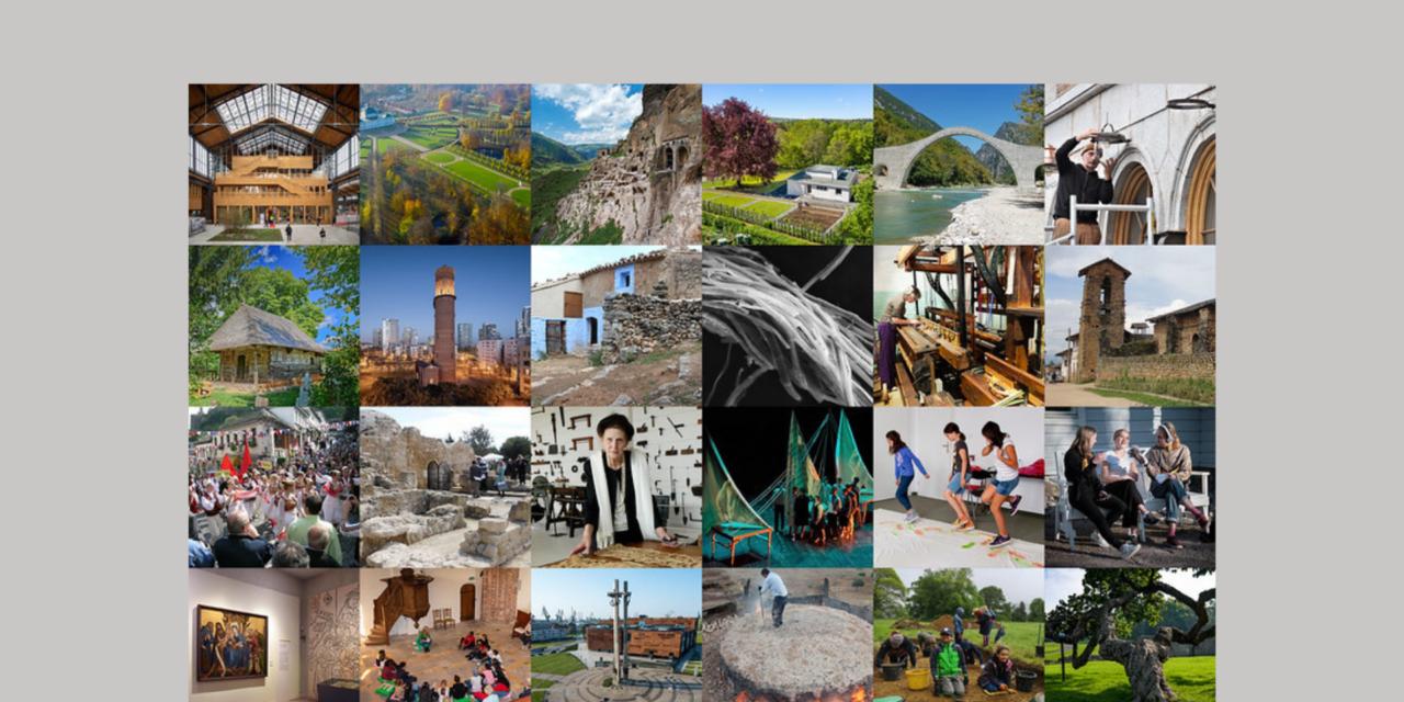 Culture: La Commission célèbre des réalisations remarquables en matière de patrimoine culturel avec les prix Europa Nostra
