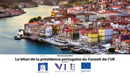 Le bilan de la présidence portugaise du Conseil de l'UE