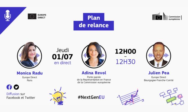 #AskEU : le plan de relance Next Generation EU