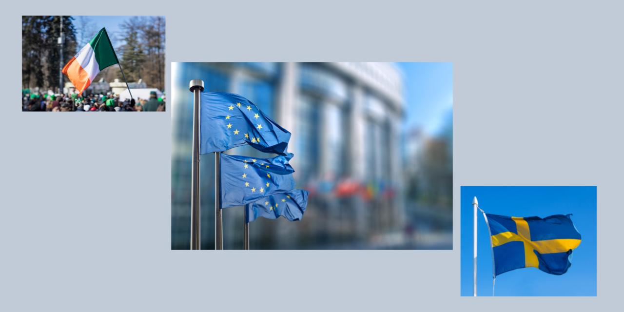 NextGenerationEU: La Commission a reçu les plans de l'Irlande et la Suède pour la reprise et la résilience Bruxelles