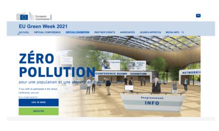 La Semaine verte de l'UE 2021 met l'accent sur la pollution zéro