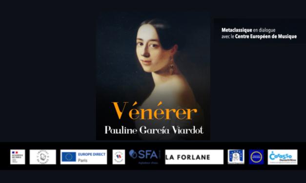 """Le podcast """"Vénérer"""" dédié à Pauline García Viardot"""