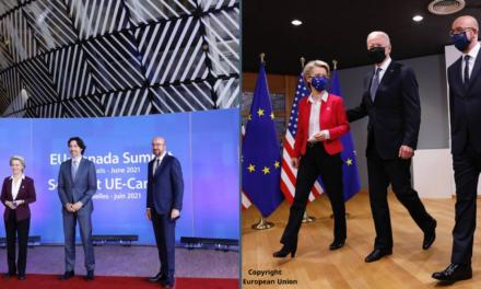 UE-Canada et UE-États-Unis: les relations transatlantiques sur le devant de la scène à Bruxelles
