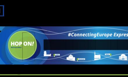 Le Connecting Europe Express atteint sa destination finale après un voyage de 20 000 km
