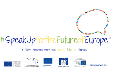 #Speak up for the future of europe